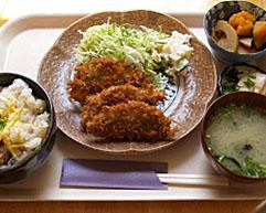 日替定食 ¥700